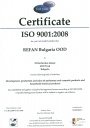 - ISO 9001:2008